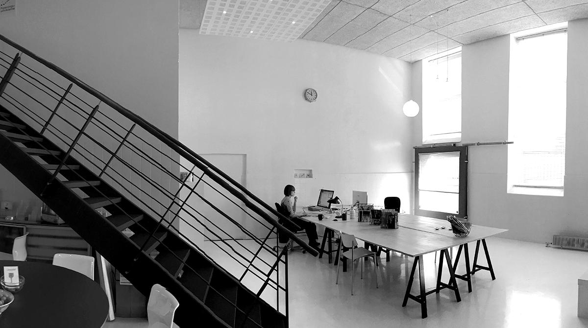Kontakt Pram Kommunikation på Den gamle isfabrik - kontorfællesskab