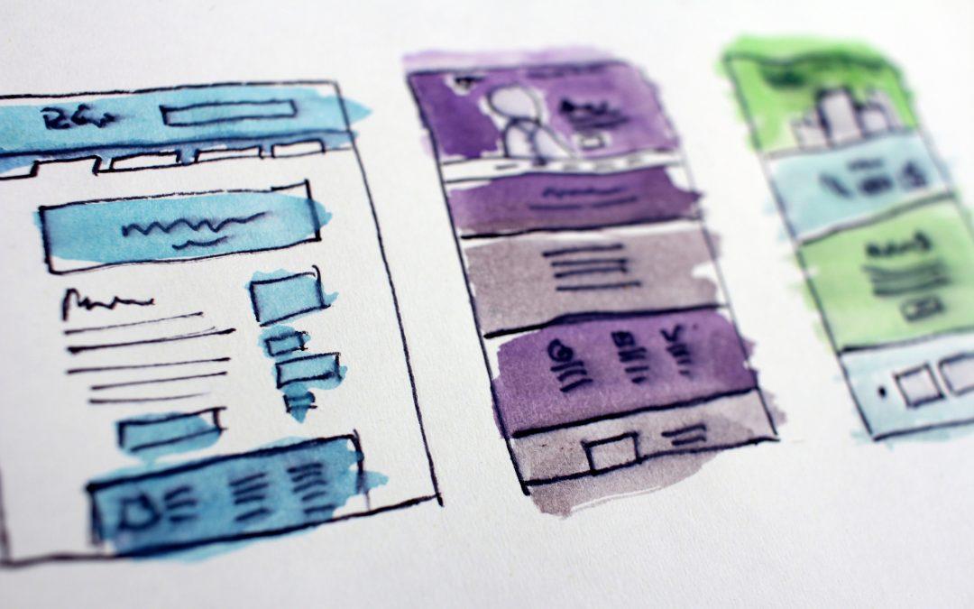 De 4 vigtigste ting, du skal huske, når du laver en hjemmeside